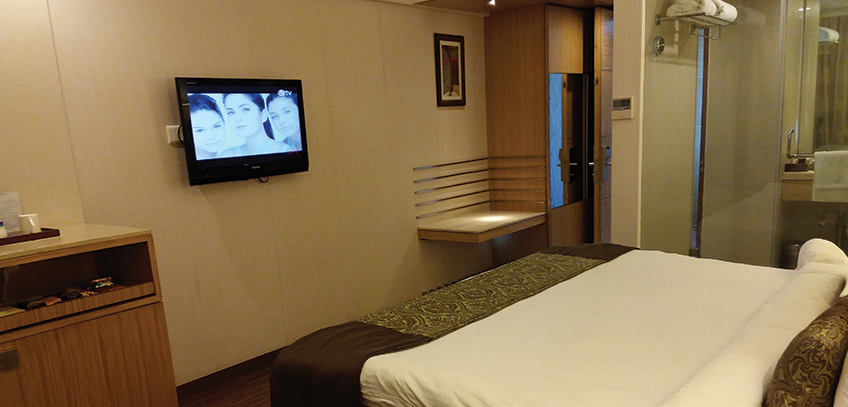 Deluxe room - Hotel ComfortINN in Rajkot
