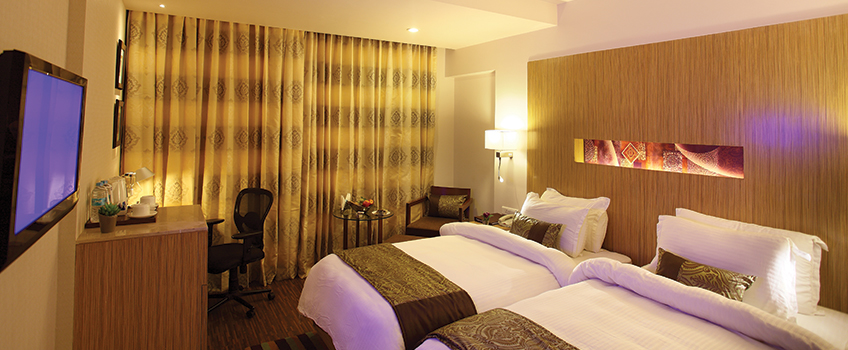 Superior rooms- ComfortINN in Rajkot
